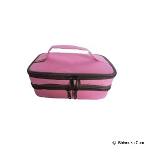 DE'RICH Tas Kosmetik Susun [TKS] - Pink - Tas Kosmetik / Make Up Bag